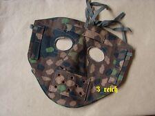 WW2 German  Elite Peas Dot44 Camo Mask Reproduction