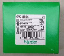 SCHNEIDER GV 690 V GV2ME04 MOTOR PROTECTION CIRCUIT BREAKER 3P