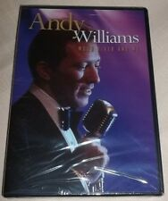 Andy Williams: Moon River  Me (DVD, 2011) New Unopened!