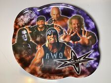 WCW Wrestling Food Tray Memorabilia Decorative 1999 Zak Designs - *RARE*