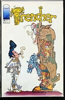 TRENCHER #4 IMAGE COMICS 1993 VF/NM