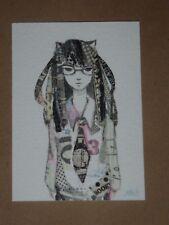 MALL May Ann Licudine Shardula original art drawing Haven Gallery artist Totoro