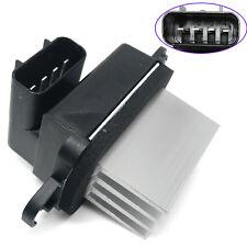 Blower Motor Heater Fan Resistor Module 4 fins for 2005-2008 Nissan Titan 5.6L
