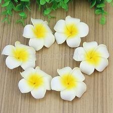 6x Barrette Pince à Cheveux Fleur Lily Pour Hawaii Plage Mariage Fête Décoration