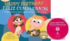 Sing-Along Songs: Happy Birthday / Feliz Cumpleaños : A Traditional Song in...