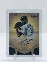 2019 Topps Tier One Tayron Guerrero Breakout Auto /250 Miami Marlins
