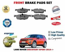 FOR LAND ROVER DISCOVERY SPORT 2.0 2.2D 2.0D 2014 >NEW FRONT BRAKE PADS SET