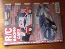 $$ Revue R/C Racing Cars N°116 HPI R 40  Tamiya Cup  T2m RX 10 4x4 RTR  CLK DTM