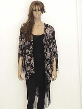 Full Length Unbranded None Floral Coats & Jackets for Women