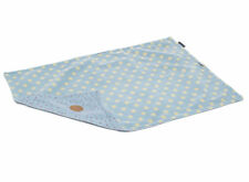 Petface Marine Spot Dog Comforter Soft Fleece Polka Dot Puppy Blanket 70 x 100cm