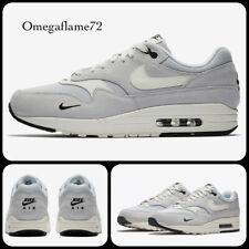 "Nike Air Max 1, 'Mini Swoosh"", 875844-006, UK 11.5, EU 47, US 12.5 Pure Platinum"