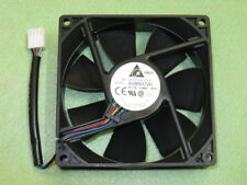 Delta AUB0912VH 9225 92mm x 25mm HP Dell Cooler Cooling Fan 12V 0.60A 4Pin B92