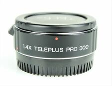 Canon EF digital kenko DG 1,4x tele-convertidor pro 300 comerciantes C-af eos 8/11 pins