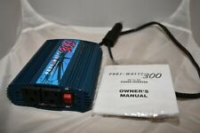New listing Portawattz 300 power inverter with manual