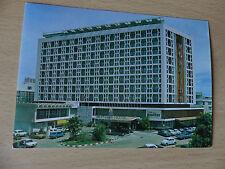 Postcard: Montien Hotel, Bangkok, Thailand. Vintage 1970s. Unused