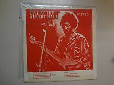 "JIMI HENDRIX: Live At Albert Hall-U.S. 12"" LP Berkeley 2288 Stereo w/Insert PCV"