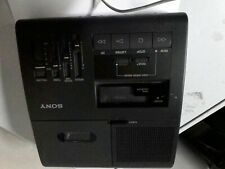 Sony BM-840 Microcassette Transcriber ONLY, NO ACCESSORIES