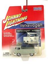 Johnny Lightning 1966 66 VW Volkswagen Type 2 Pickup Truck Gray Die Cast 1/64