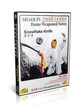 Shao Lin Damo Weaponed Series - Snowflake Knife by Yan Zhenfa Dvd