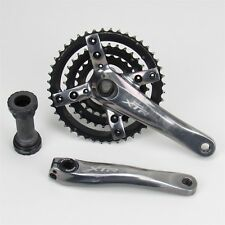 Shimano XTR FC-M960 Crank Set & Bottom Bracket, 3x9 Speed, 175mm, Hollowtech II
