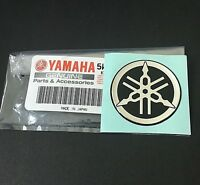 Yamaha Tuning Fork Mark Sticker Decal Raptor 50 80 660 700 Grizzly 125 550