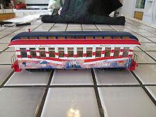 bachmann hawthorne village american freedom passenger car ON3O scale/