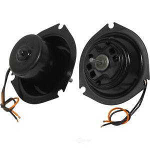 HVAC Blower Motor-VIN: K, TBI, Natural Rear UAC BM 0247