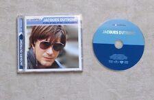 """CD AUDIO MUSIQUE / JACQUES DUTRONC """"LES ESSENTIELS"""" 18T CD COMPILATION 2002 POP"""