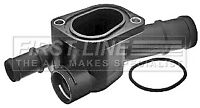 Coolant Flange / Pipe fits SEAT ALTEA 5P1 2.0D 2004 on Water Firstline Quality
