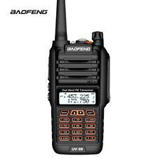 Baofeng UV-9R Plus Two-Way UHF VHF Walkie Talkie - Black