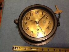 New ListingVintage Chelsea Ships Clock
