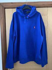 POLO Ralph Lauren Blue Hoody Size XXL Unworn!