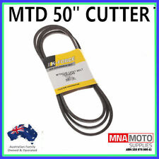 Blade Deck Belt Suit Selected 50 Inch MTD Cub Cadet Ride on Mowers 754-04044