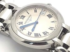 Longines EFCO PrimaLuna St. Steel Quartz L8.114.4 Wrist 36mm Watch $799. obo