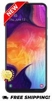 "NEW Samsung Galaxy A50 (Straight Talk) Smartphone with 64GB Memory 6.4"" Black"