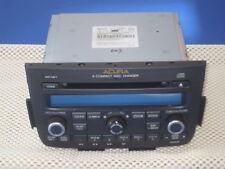 2005 2006 ACURA MDX Radio 6 Disc CD Changer Stereo Unit AM FM XM Satellite Radio