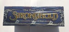 MTG Magic the Gathering Stronghold English 1/2 Booster Box 18 Gem Booster Packs