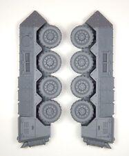 Pisces 8x8 Wheeled Conversion Kit
