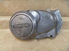 Honda 400 CM HONDAMATIC CM400-A Used Engine Left Stator Cover 1980 #SM84