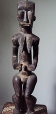 "SALE - WAS $429 FINE HUGE 25"" FANG MABEA NGUMBA BYERI Female  African Carving!!"