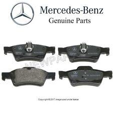 Mercedes C215 CL C219 CLS W211 E W220 S R230 SL Class GENUINE Rear Brake Pads