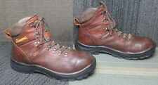 "Mens Thorogood Omni - 6"" Waterproof Soft Toe Work Boots sz 11 D"