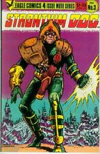 Strontium Dog # 3 (of 4) (carlos ezquerra) (Eagle Comics estados unidos, 1986)