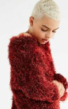 Urban Outfitters Tara Fuzzy Pullover Sweater Large