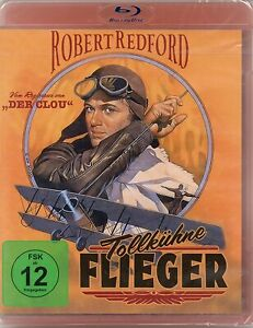 The Great Waldo Pepper (1975) - Blu Ray Disc - Robert Redford