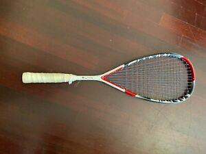 Mantis Power 110 squash racket.