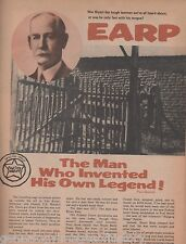 Wyatt Earp The Man Who Invented His Own Legend+Bartholomew,Claiborne,Lake,Spicer