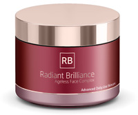 Radiant Brilliance - Anti-Aging Facial Cream Moisturizer & Eye Serum