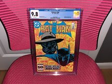 Batman #386 CGC 9.8 White Pages Origin & 1st App Black Mask