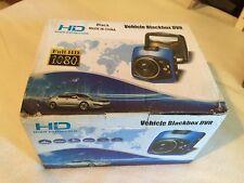Full HD 1080P Car DVR Video Dash Camera Vehicle Recorder Black Box Rear View Cam